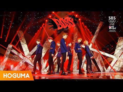 NCT U - BOSS (보스) 교차편집 (stage mix)