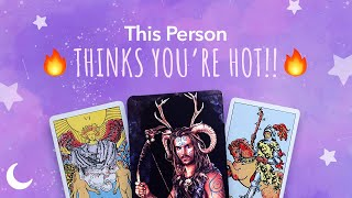 18+ 🔥Who Thinks You Are HOT?!! - 🔥PICK A CARD TAROT READING