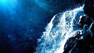 Relaxing Waterfall Sounds for Sleep | Fall Asleep & Stay Sleeping with Water White Noise | 10 Hours