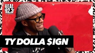 Ty Dolla $ign on Working w/ J. Cole, Unreleased Nipsey Music, Having the Prettiest Feet
