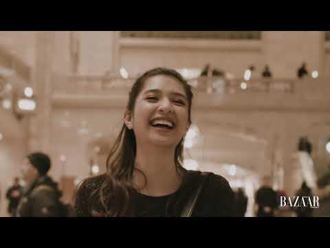 Perjalanan Mikha Tambayong ke New York Bersama Michael Kors