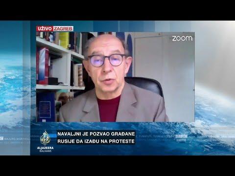 Kovačević: Putinov režim onemogućuje osnivanje bilo kakve opozicijske stranke