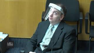 Joel Guy Jr. Trial Day 2 - Crime Scene Evidence