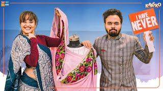 Jabardasth Anasuya draps sari blindfolded, watch to know d..