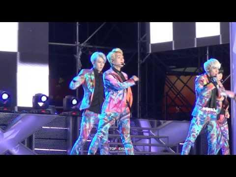 20131020 EXO SMT in Beijing - Sehun Like Oxygen ㅋㅋ