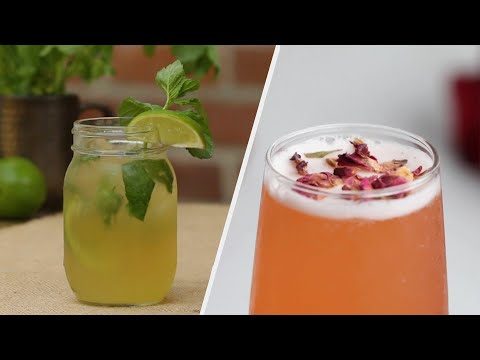Fancy Cocktails You Can Make At Home ? Tasty Recipes