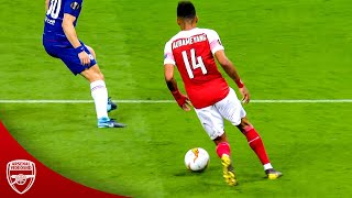 Arsenal Crazy Skill Moves in 2019!