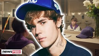 Justin Bieber Reveals 'SICK' Child Star Life In 'Lonely' Music Video
