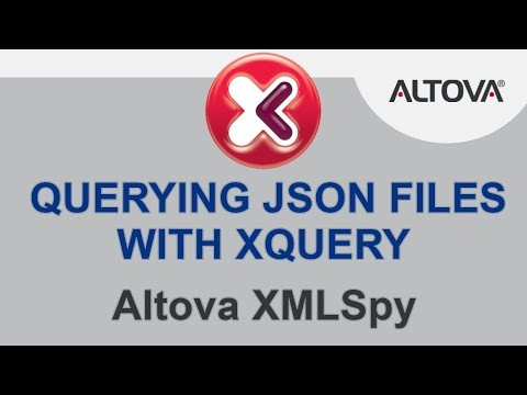 Querying JSON with XSLT, XPath, & XQuery
