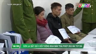 Lạng Sơn: Bắt giữ 3 đối tượng mua bán trái phép 2kg ma túy đá | THDT