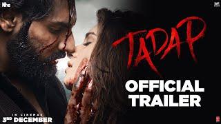 Tadap 2021 Hindi Bollywood Movie Video HD