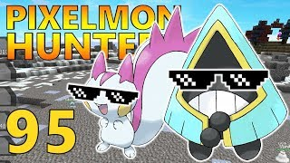 [95] The Shiny Troll! Case Of The Vanishing Snorunt! (Pixelmon Reforged Gameplay S2)