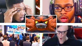 All Reactions to Ken & Incineroar Reveal Trailer - Super Smash Bros. Ultimate