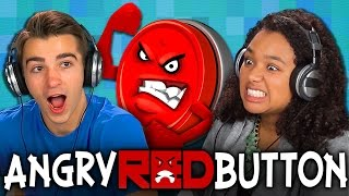 ANGRY RED BUTTON (REACT: Gaming)