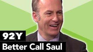 Bob Odenkirk, Michael McKean, and Jonathan Banks on Better Call Saul