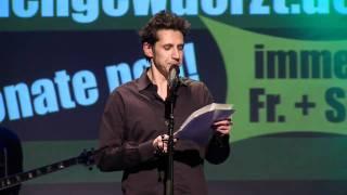 Marco Jonas Jahn – Brief an das Glück