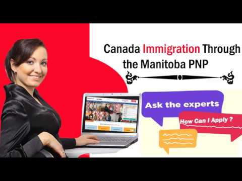 Manitoba Provincial Nominee Program - FAQ