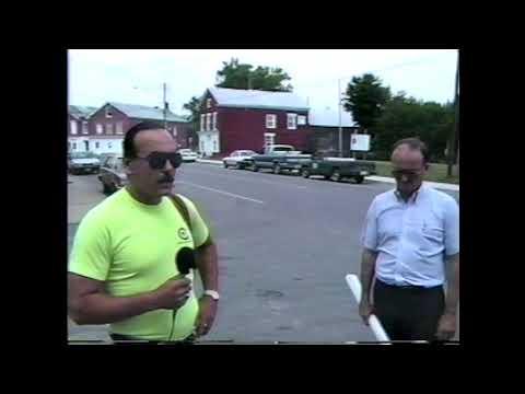 Champlain Village Tour 7-17-91