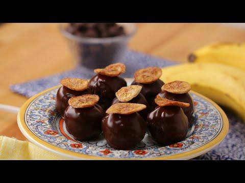 Banana Bread Cake Truffles ?Tasty