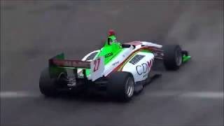 All of Patricio O'Ward's 2018 Indy Lights Wins