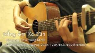 Nắng Ấm Xa Dần (Sơn Tùng M-TP) - Guitar solo