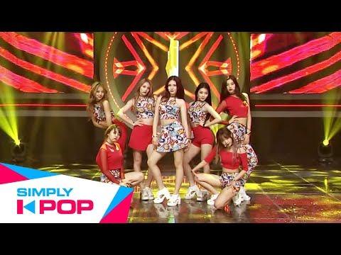 Simply K-Pop _ I.O.I(아이오아이) _ Whatta Man _ Ep.230 _ 090216
