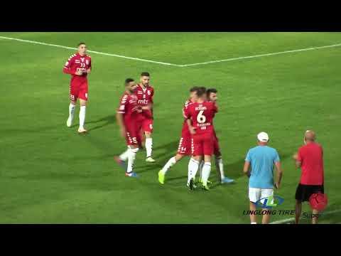 Linglong Tire Super liga 2019/20 - 6. kolo: RADNIČKI NIŠ – SPARTAK ŽK 2:1 (0:0)