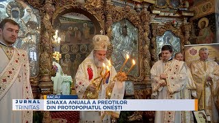 Sinaxa anuala a preotilor din Protopopiatul Onesti
