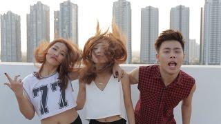 Khả Ngân - ABC I'm Fine Thank You Love You! COVER (ft. Lâm Á Hân, Trần Anh Huy)