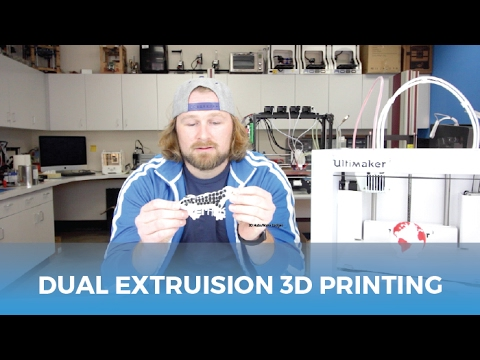 Overview of Dual Extrusion 3D Printing // How To