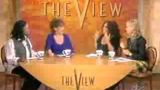 The View - Whoopi Goldberg on oral health
