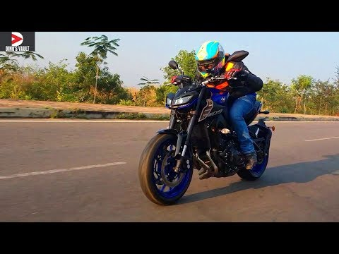 video Yamaha MT-09