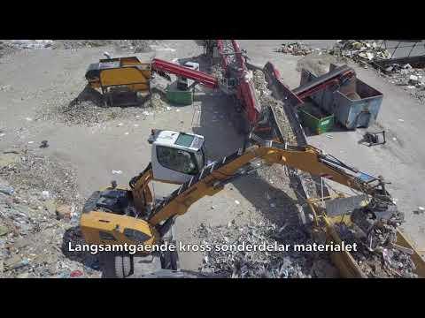 Norditek Koncept för avfall 1.0