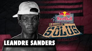 Leandre Sanders     Red Bull SŌLUS Entry