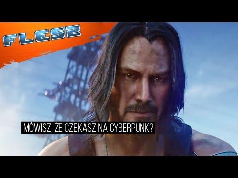 Cyberpunk 2077 – Keanu Reeves zapowiada datę premiery. FLESZ – 10 czerwca 2019