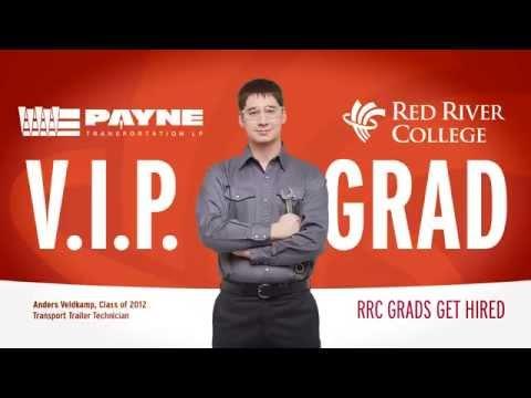 Red River College's 2015 billboard campaign