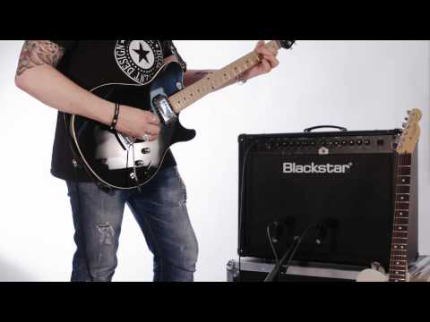 "Blackstar ID 260TVP 2x12"" Guitar Amplifier Combo"