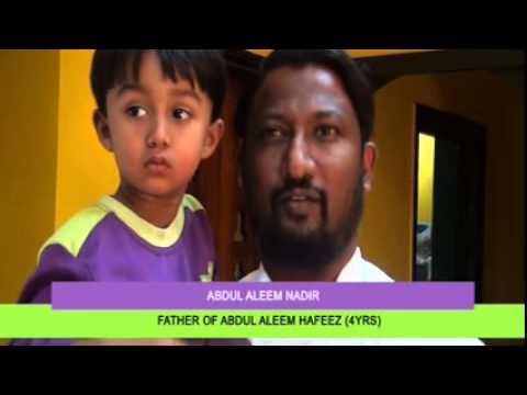 Brainy Stars International Islamic Montessori Bangalore - Parents Feedback testimonial 02