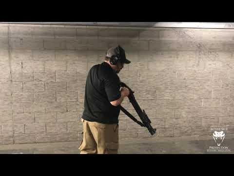 Shotgun Push Pull Technique