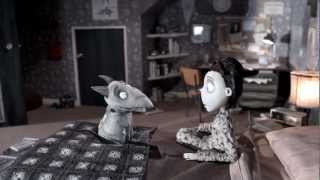 Art of Frankenweenie Exhibit...