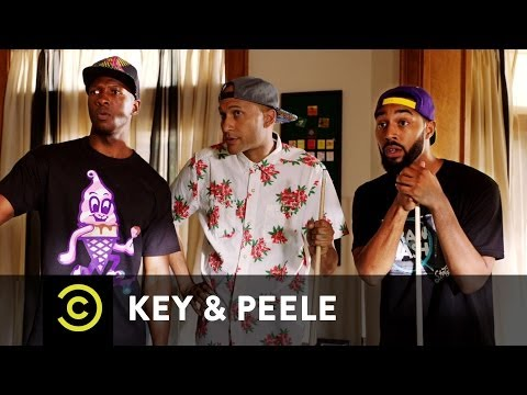 Key & Peele: Pussy On The Chainwax - Smashpipe Comedy
