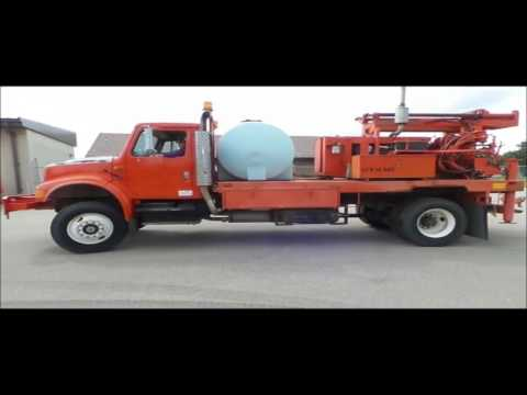 1993 International 4800 digger derrick truck for sale | no-reserve auction October 19, 2016
