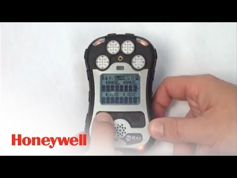 MicroRAE Basic Operation | How To Videos | Honeywell Safety