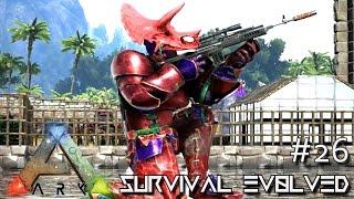 ARK: Survival Evolved - 120 QUETZAL, GUNS, & WATER PEN !!! - SEASON 3 [S3 E26] (Gameplay)