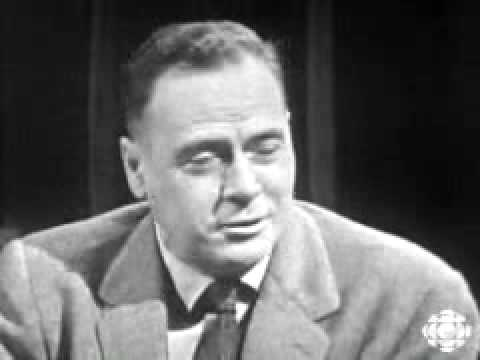 Herbert Marshall McLuhan: The World is a Global Village