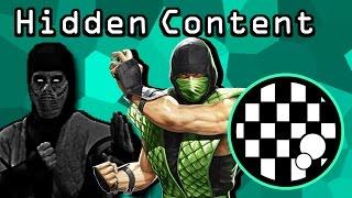 Hidden Content: Mortal Kombat's Insane Secret Characters