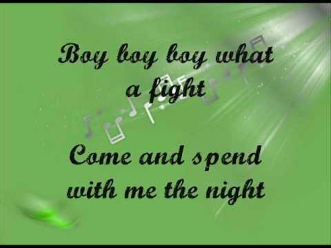 Paula Seling & Ovi -- Playing With Fire lyrics
