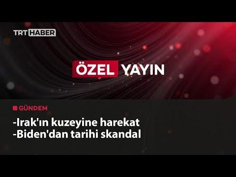 TRT Haber Özel Yayını – 25.04.2021