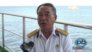 Phỏng vấn Đại tá QĐNDVN Vũ Huy Lễ về trận hải chiến Gạc Ma 1988