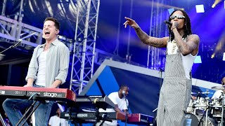 """Fast & Furious 9. Charlie Puth & Wiz Khalifa """"See You Again"""" LIVE at """"The Road To F9"""" Concert"""